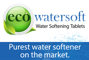 Water Softening Salt Tablets